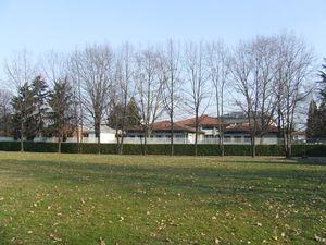 immagine del parco di Residenza Amica