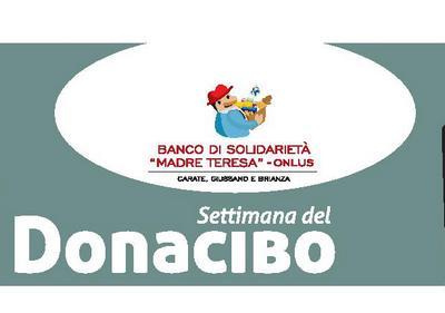 Logo dell'associazione Banco di solidarietà Madre Teresa Onlus