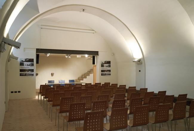 Sala Conferenze con soffitto a volta