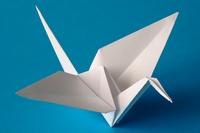 immagine di un origami