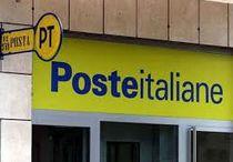 immagine di un ufficio postale con insegna