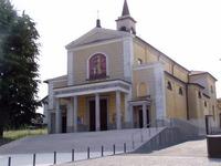vista frontale della Chiesa SS. Quirico e Giulitta