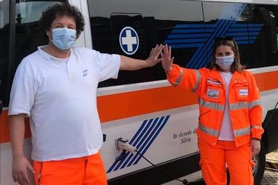 volontari Croce Bianca