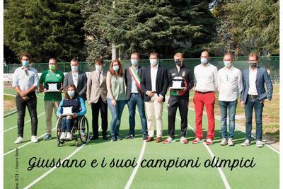 Giussano e i suoi campioni olimpici