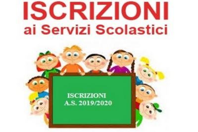 iscrizione ai servizi scolastici