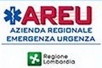 logo di AREU Azienda regionale Emergenza Urgenza
