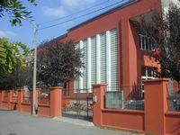 ingresso principale della scuola