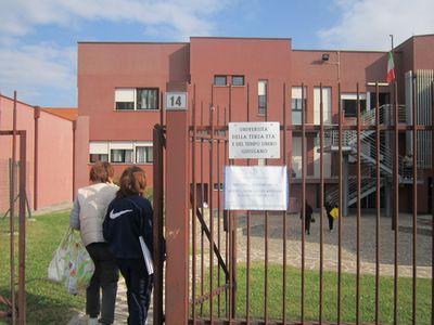 la scuola sede dell'associazione