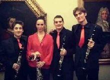 foto dei concertisti