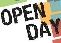immagine che pubblicizza un open day