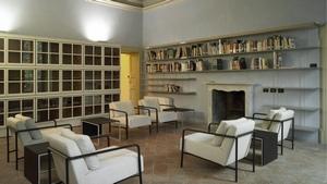 Biblioteca - sala lettura