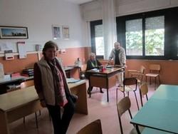 foto della segreteria dell'associazione