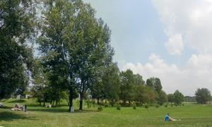 il parco del laghetto di giussano