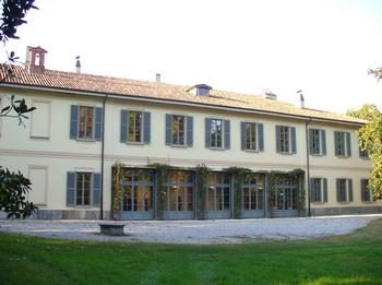 Immagine di Villa Sartirana con vista sulla limonaia
