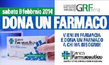 stralcio locandina Fondazione Banco farmaceutico