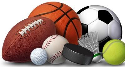 diverse tipologia di palloni sportivi