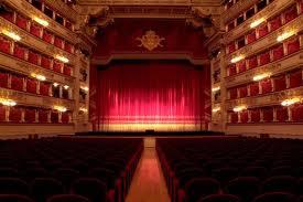 immagine interno teatro alla Scala