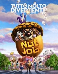locandina Nut Job:tutto molto divertente