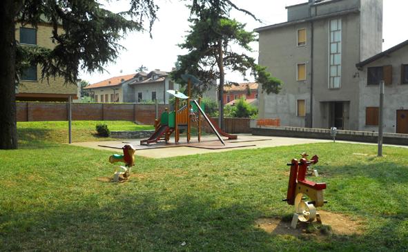parco di via longoni