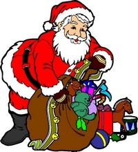 Il Babbo Natale.Comune Di Giussano News Babbo Natale Della Croce Bianca