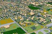 immagine di planimetria della città di Giussano
