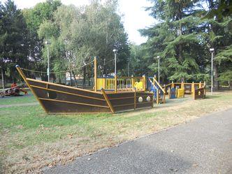 Il parco giochi di Paina