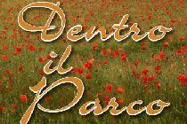 Stralcio della locandina con la scritta Dentro il Parco 2014