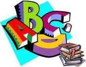 lettere dell'alfabeto stilizzate