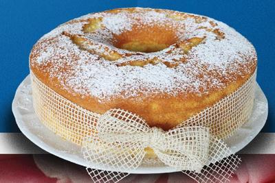 torta a forma di ciambella