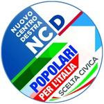 logo NUOVO CENTRO DESTRA NCD POPOLARI PER L'ITALIA