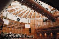 interno dell'auditorium