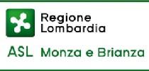 Logo Asl e Regione Lombardia