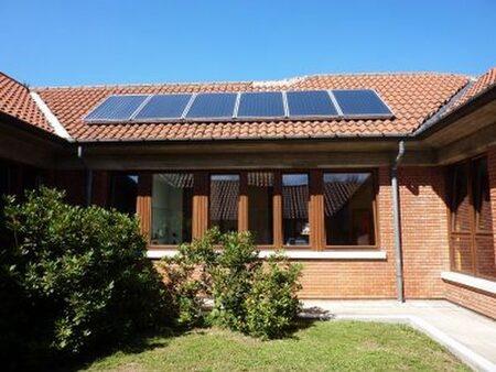 Pannelli solari installati all'Asilo Nido Albero Grande